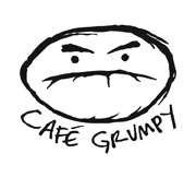 Cafe Grumpy logo with text